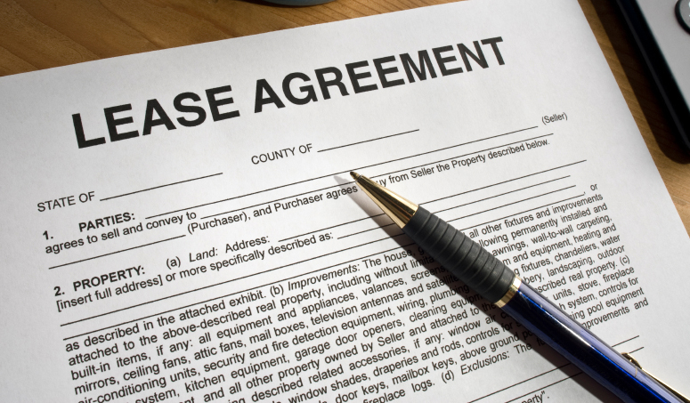 Lease Of Immovable Property In Zimbabwe
